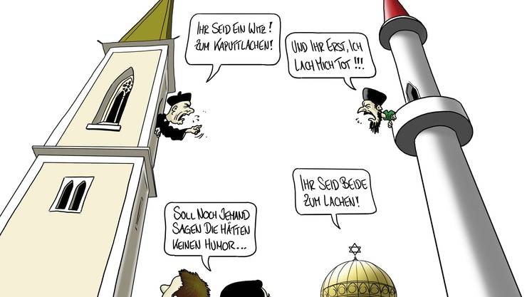 Religion Lustig