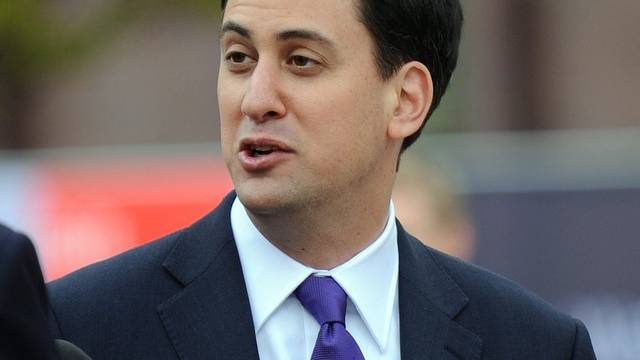 Der 40-jährige Ed Miliband setzte sich gegen seinen Bruder durch