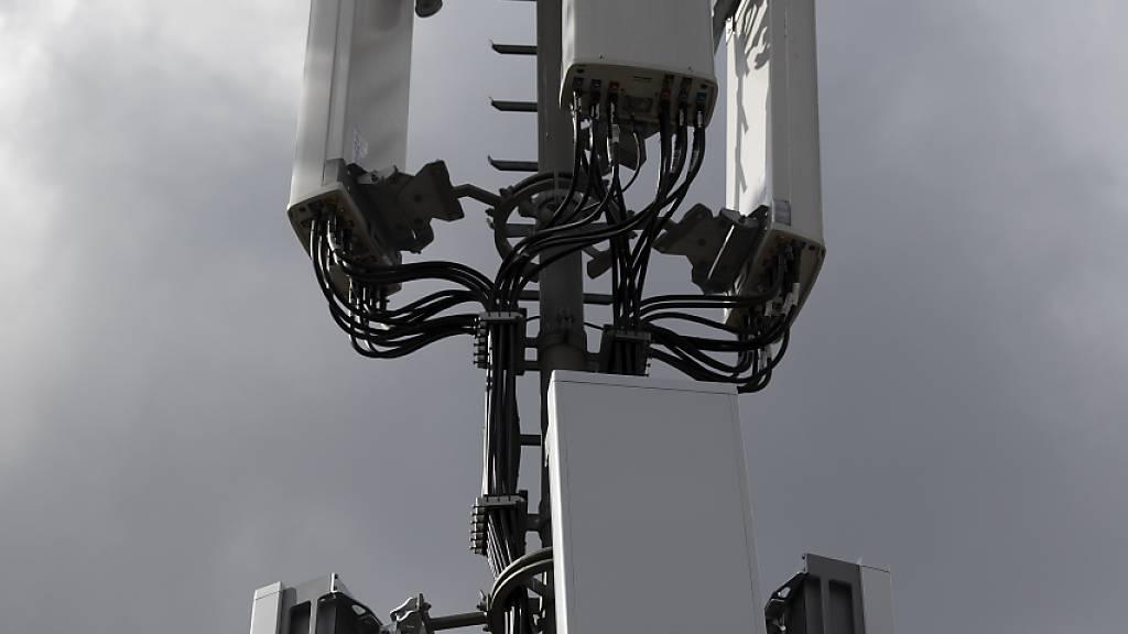 Jeder zehnte Schweizer ist stark gegen 5G-Ausbau