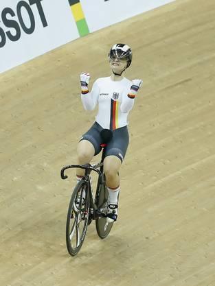 Kristina Vogel war zweifache Weltmeisterin und holte zweimal Olympia-Gold.
