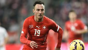 Nationalspieler Josip Drmic will nach Hamburg.