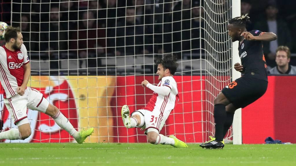 Inter genügt mässiger Auftritt zum Sieg über Dortmund