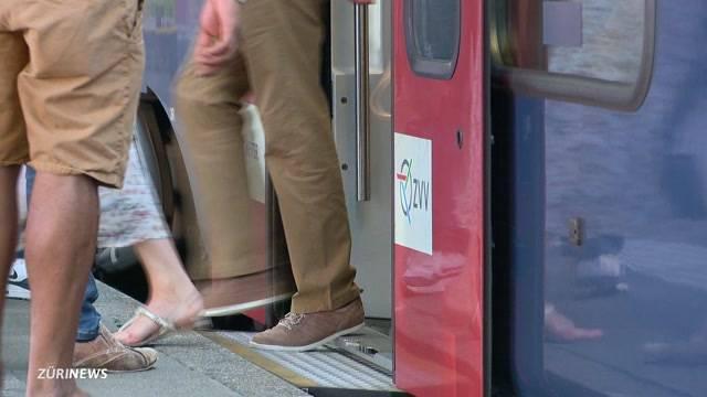 Neue Zielvereinbarung für die Zürcher S-Bahn.