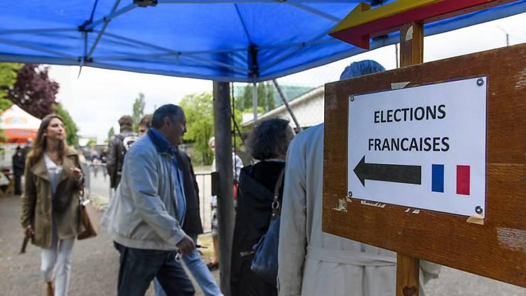Franzosen wählen in Genf ihren Vertreter fürs Parlament: Joachim Son-Forget von der Partei La République en marche erhielt in der ersten Runde die meisten Stimmen. (Archivbild)
