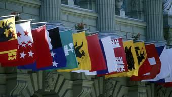 Viele Schweizer können sich nicht mit dem Föderalismus identifizieren.