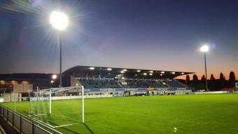 Torreiche Partie unter dem Flutlicht: Gegen den SV Muttenz fährt der FC Wohlen einen 3:2-Sieg ein.
