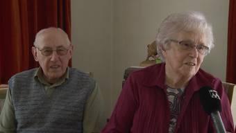Bei den Eltern der Aargauer Nationalrätin Ruth Humbel wurde zwei Mal eingebrochen. Trotz den beiden Einbrüchen, wollen die beiden nicht umziehen.