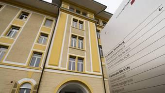 Gebäude, in dem sich auch das Strafgericht befindet (Archiv)