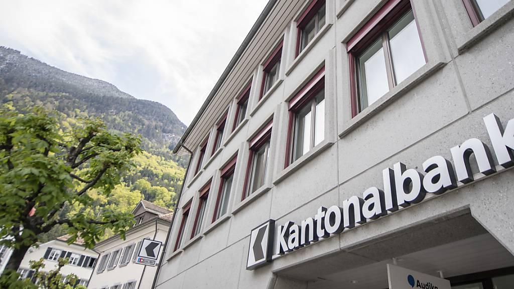 Die 24 Kantonalbanken haben im ersten Halbjahr 2020 kumuliert den Gewinn gesteigert. Insbesondere ein während der Coronakrise gut laufendes Handelsgeschäft hat zu der guten Entwicklung geführt.(Archivbild)