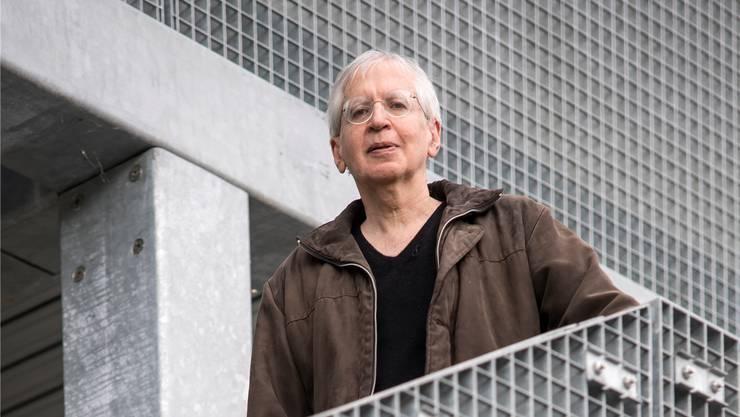 «Star Trek»-Forscher Alan Shapiro ist derzeit Gastdozent an der Hochschule Luzern.