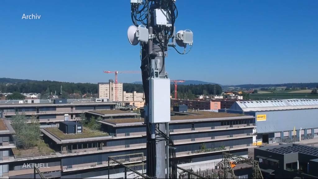 Verdächtiger Zeitpunkt: Streit um 5G-Antenne in Olten