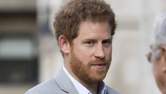 Prinz Harry hat erst vor kurzem die Trauerarbeit für seine Mutter in Angriff genommen, wie er in einem Interview gestanden hat. (Archivbild)