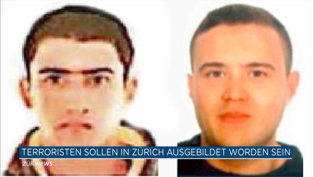 Barcelona: Terroristen sollen in Zürich ausgebildet worden sein