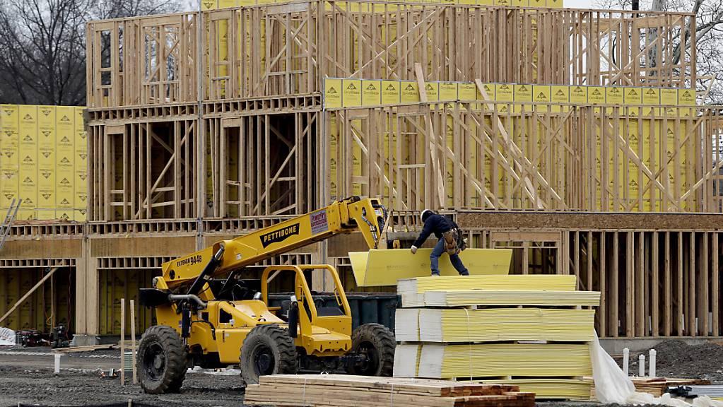 Die Risiken am Immobilienmarkt haben wieder zugenommen (Symbolbild).