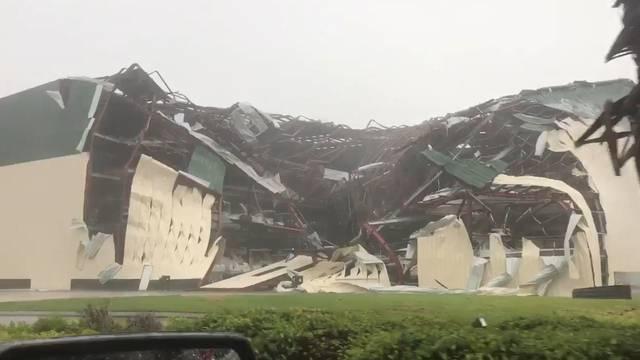 """Todesopfer und Schäden nach Hurrikan """"Michael"""""""