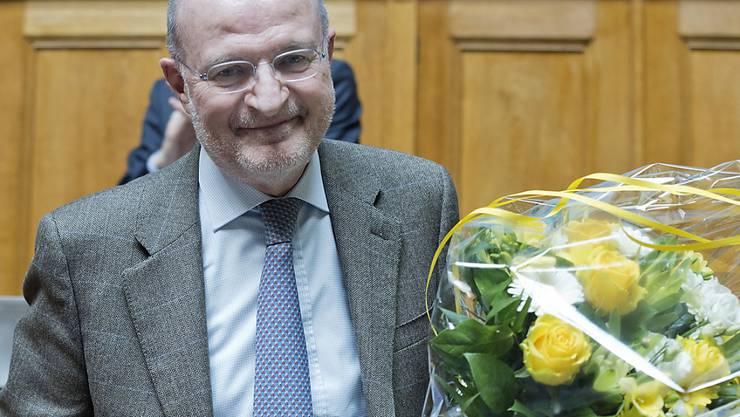 Fulvio Pelli will es sechs Jahre nach seinem Abschied aus der Politik noch einmal wissen.