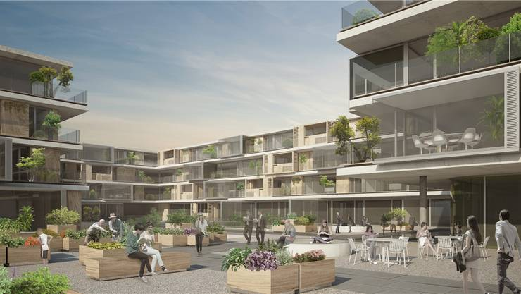 Das Projekt Sälipark 2020 verzögert sich, weshalb Investor Thomas W. Jung mit dem Oltner Stadtrat hart ins Gericht geht.