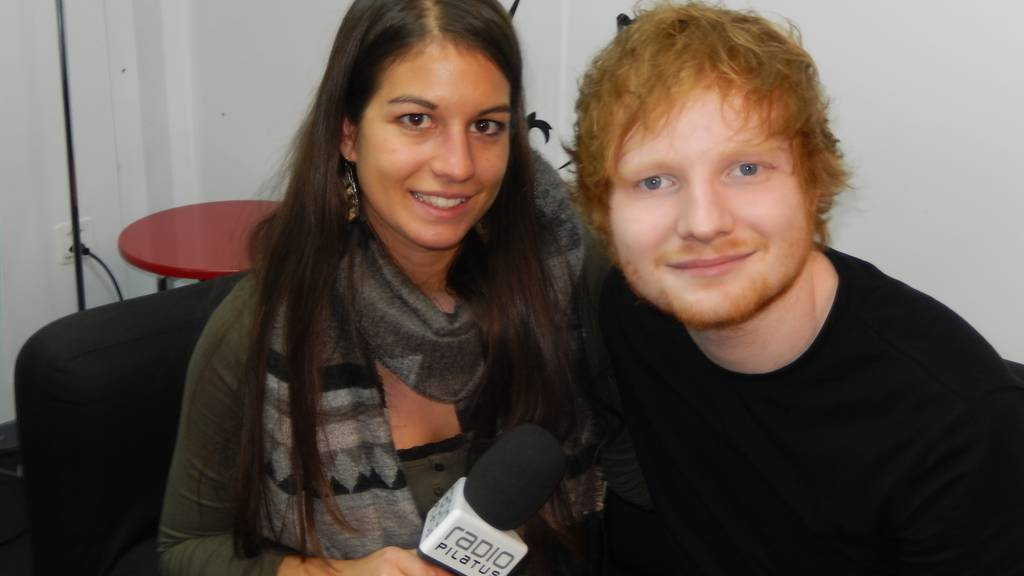 Ed Sheeran's «Thinking Out Loud» ist bester Song des Jahres