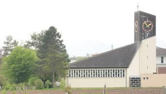 Die Kirche Rohr gehört zur Kirchgemeinde Buchs-Rohr - das Pfarrhaus wird nun verkauft.