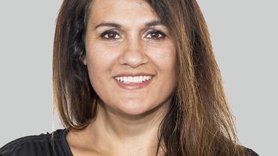 Stephanie Ritschard, Kandidatin für das Gemeindepräsidium Riedholz-Niederwil