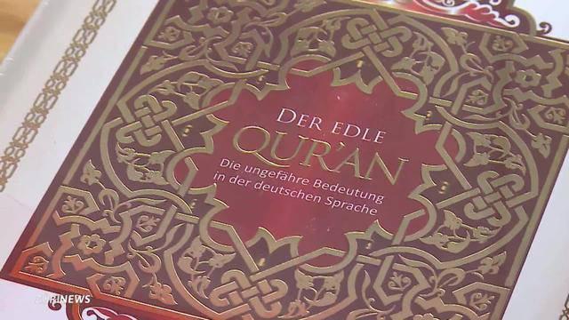 Keine Koran-Verteilaktionen mehr in Zürich