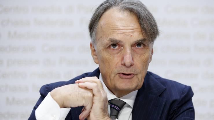 Staatssekretär Mario Gattiker: «Europa ist seit der Flüchtlingskrise nicht viel weiter gekommen.»