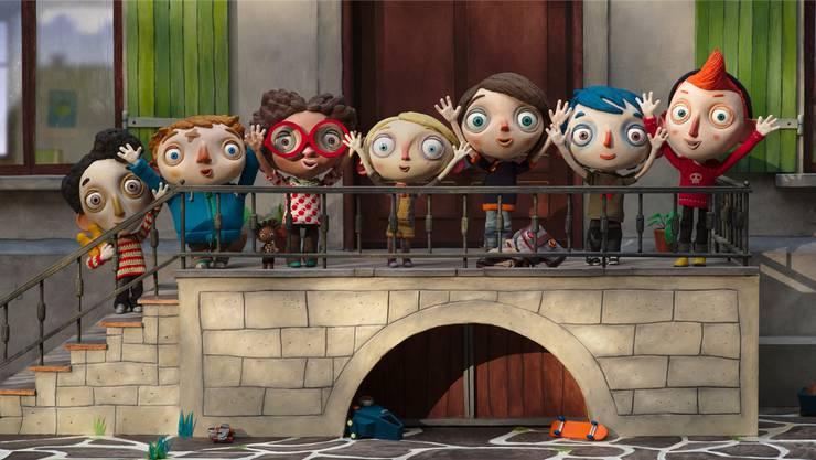 Der Animationsfilm «Ma Vie de Courgette» von Claude Barras hat seinen Erfolg auch dem Co-Produzenten Max Karli zu verdanken. zvg