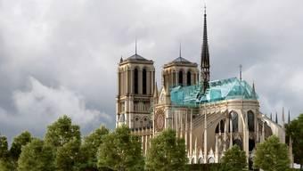 So könnte die Notre-Dame künftig aussehen