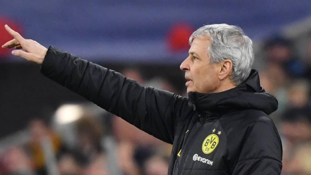 Dortmund mit Comeback gegen Aufsteiger Paderborn