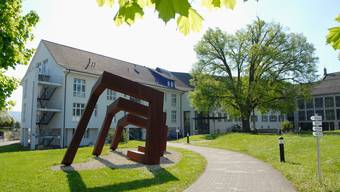 Das Regionalspital in Leuggern.