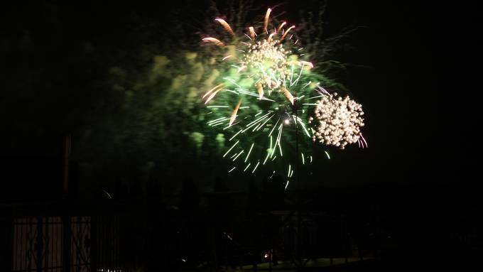 Feuerwerk Big Bang Biel