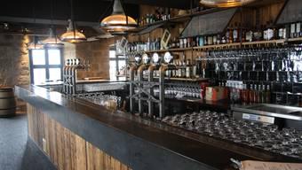 In Solothurn ist die neue Bar The Dock eröffnet