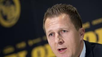 Sportchef Christoph Spycher hat sein YB immer im Blick