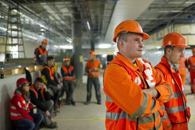 Grzegorz, einer der polnischen Arbeiter, denen nach einem Fall von Lohndumping gekündigt wurde.