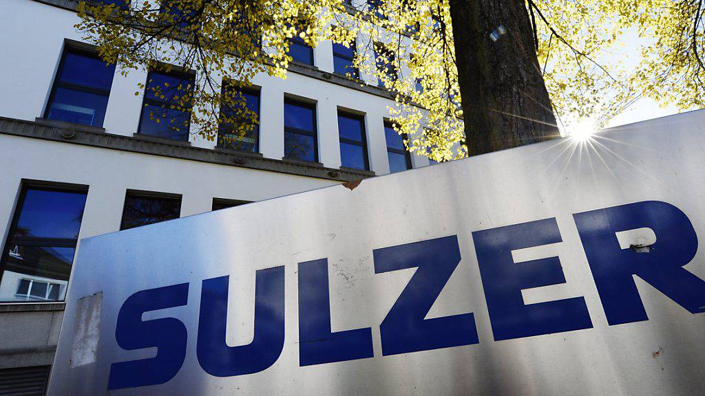 Der Industriekonzern Sulzer will am Standort Winterthur festhalten, auch wenn die Begrenzungsinitiative der SVP zur Kündigung der Personenfreizügigkeit mit der EU angenommen würde. (Archivbild)