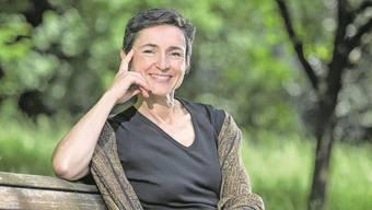 Jacqueline Jakob, Geschäftsleiterin der Energie-Agentur der Wirtschaft (EnAW). Pius Amrein