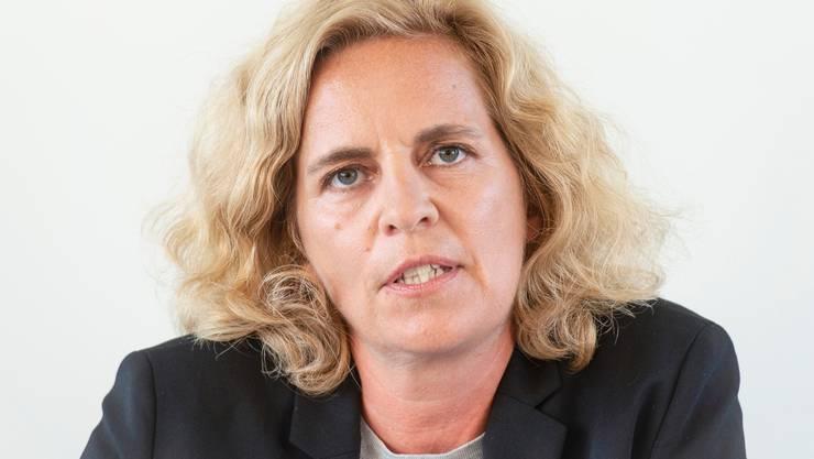 Karin Rykart steht wegen dem Zürcher Demonstrations-Regime in der Kritik.