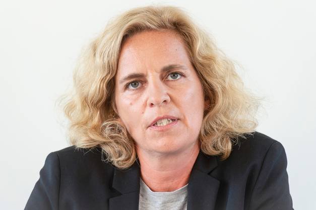 Karin Rykart, Vorsteherin Sicherheitsdepartement der Stadt Zürich, will Demonstrationen wieder zulassen.