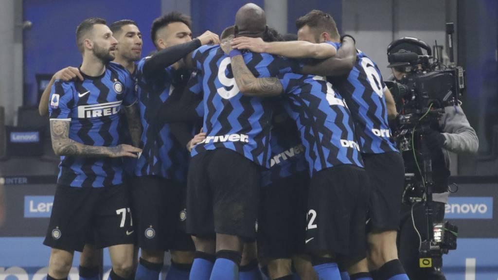 Inter Mailand entschied das Spitzenspiel der Serie A gegen Juventus Turin für sich