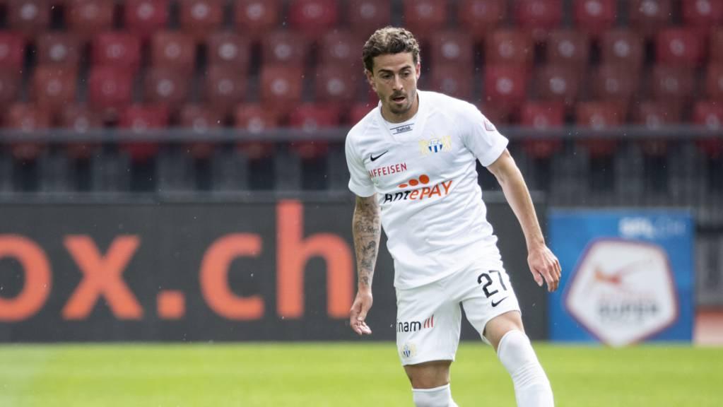 Marco Schönbächler und der FC Zürich waren eins