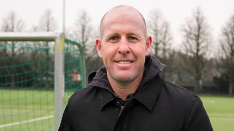 Scott Chipperfields Leben dreht sich noch immer um den Fussball.
