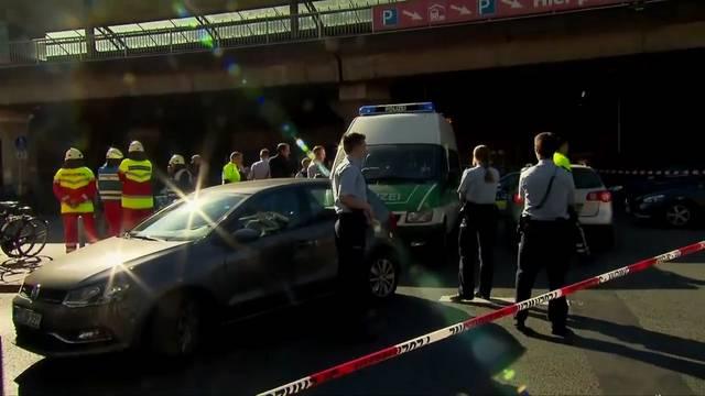 Geiselnahme am Bahnhof Köln – Täter verhaftet und schwer verletzt