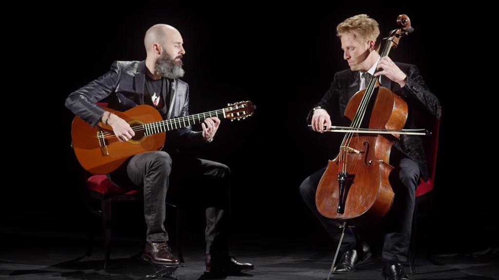 Die Mozart Heroes covern Metallica