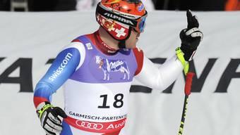 Eric Guay wird Abfahrtsweltmeister - vor Didier Cuche