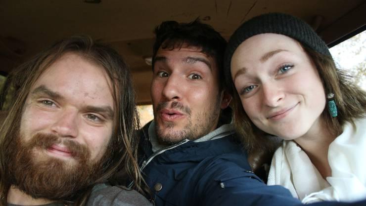 Von Olympia nach Tenino: Meine Woche beginnt mit Allegra und Greg. Die beiden fahren mich nach Downtown Olympia. Doch nicht nur das ...