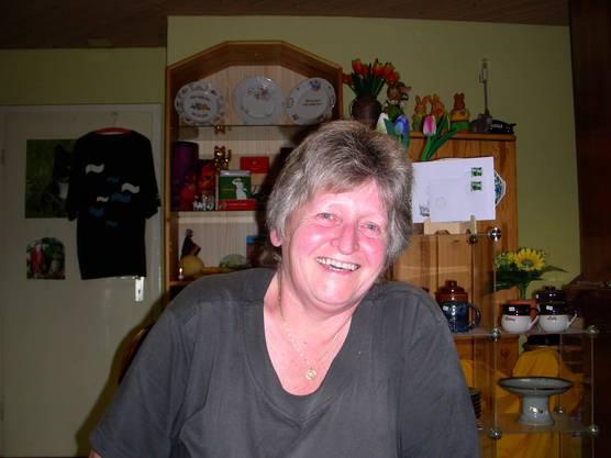 Jeannette Dietz im Jahr 2007.