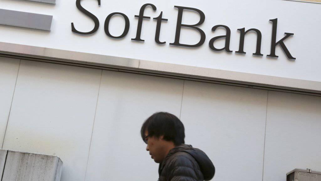 Japanischer Konzern Softbank erwägt Börsengang der Mobilfunktochter