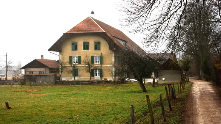 Der «von Allmenhof» gehört neu der Steiner Schule Solothurn. (Foto: Wolfgang Wagmann)