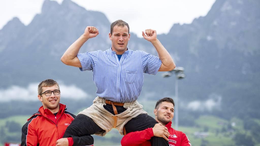 Joel Ambühl gewinnt das Innerschweizerische