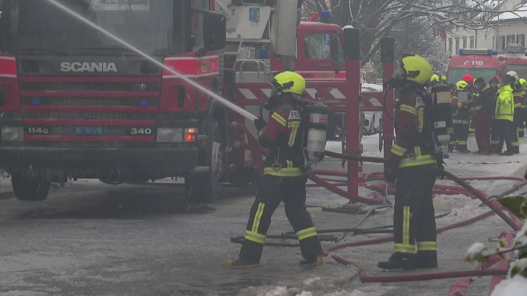 Solidaritätswelle: Rorschacher helfen Betroffenen von Brand
